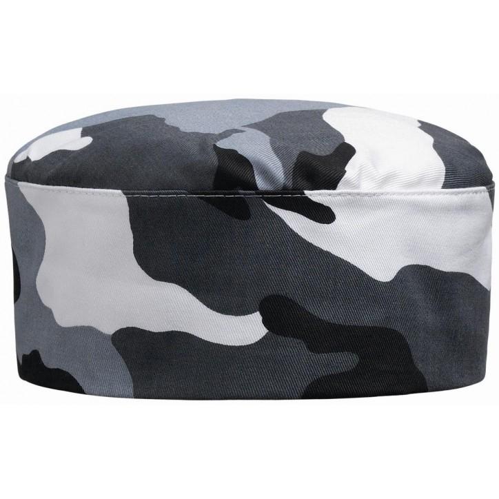 Calot de Cuisine Camouflage