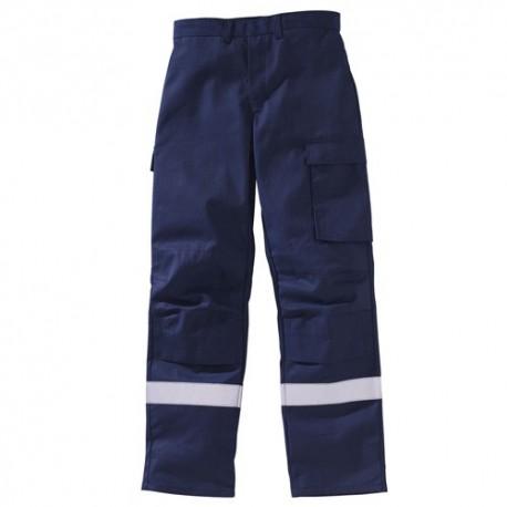 Pantalon ambulancier bande réfléchissante