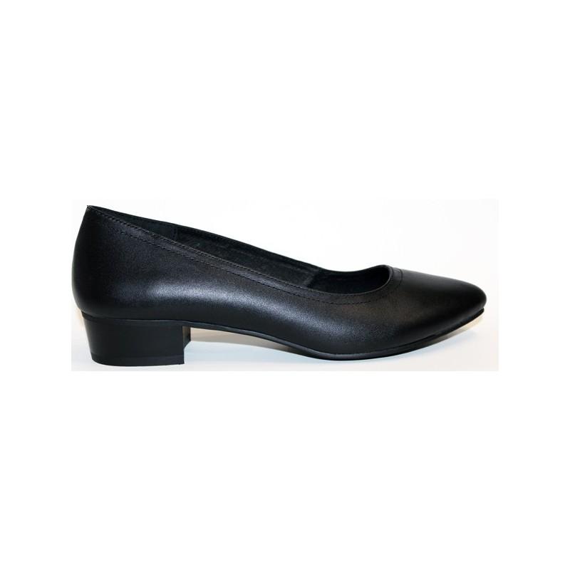 chaussures de serveuse escarpins de service femme. Black Bedroom Furniture Sets. Home Design Ideas
