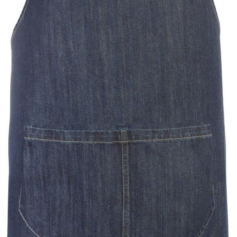 Tablier en jeans pour serveur la cuisine for Tablier professionnel cuisine