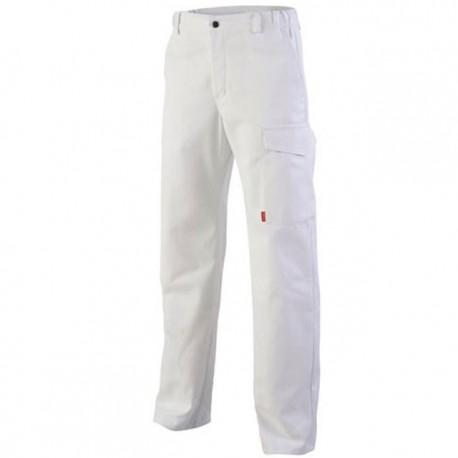 Pantalon de travail BLANC 1MIE82CP