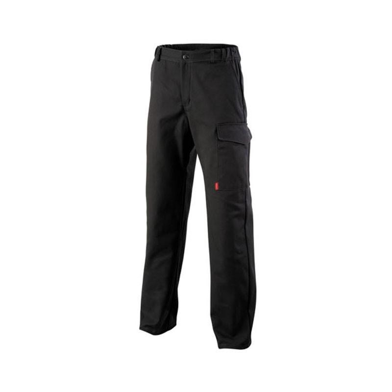 Pantalon de travail GRIS CHARCOAL 1MIE82CP