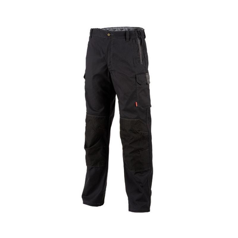 Pantalon de travail de travail Noir 1STH82CP