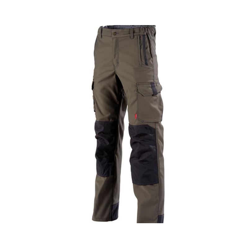 Pantalon de travail de travail Marron havane 1STH82CP