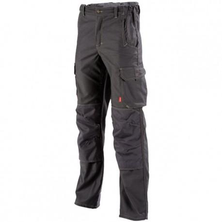 Pantalon de travail de travail Gris charbon 1STH82CP