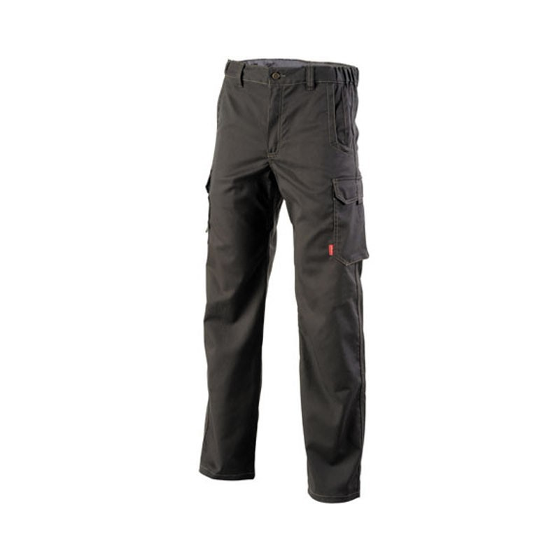 Pantalon de travail de travail Gris charbon 1STS82CP