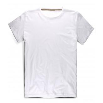Tee shirt de boulanger blanc