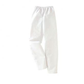 Pantalon médical blanc Lafont