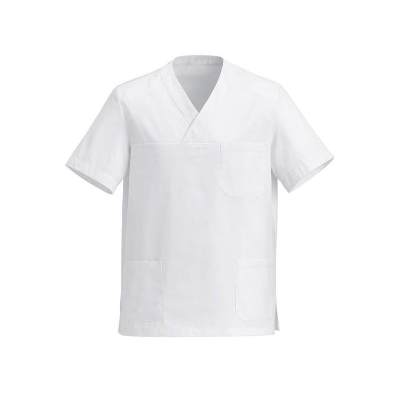 Tunique de Cuisine confort blanc