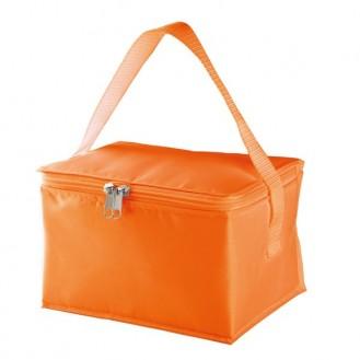 Sac isotherme orange