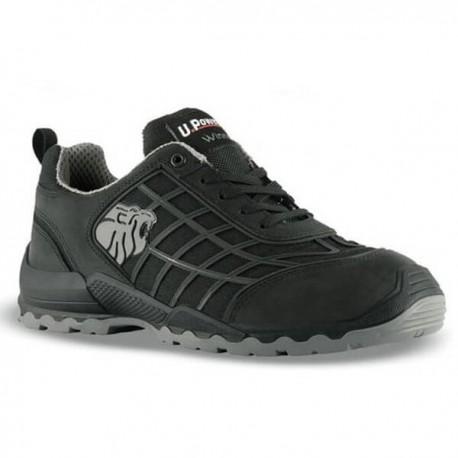 Chaussures de sécurité noire Dribbling S3 SRC