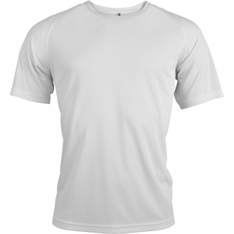 Tee shirt blanc respirant