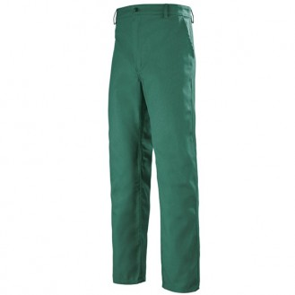 Pantalon de travail pas cher VERT FONCE