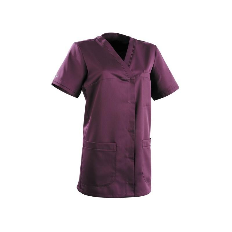 Tunique médicale 2ALE violet