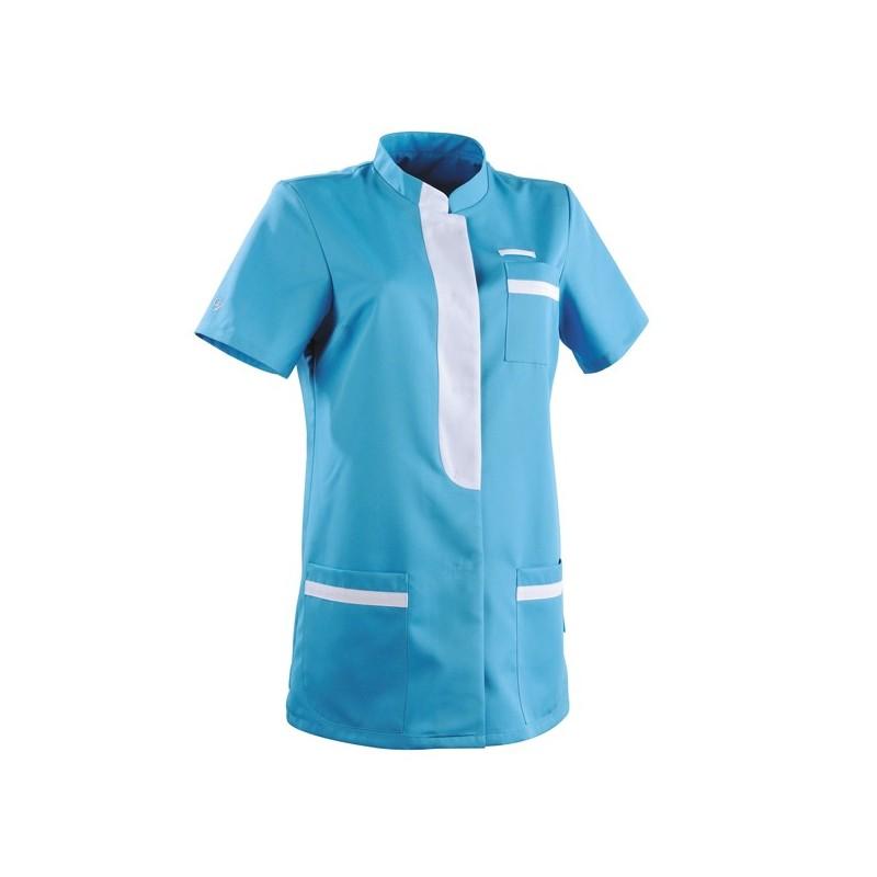 Tunique médicale 2KIM bleu ciel