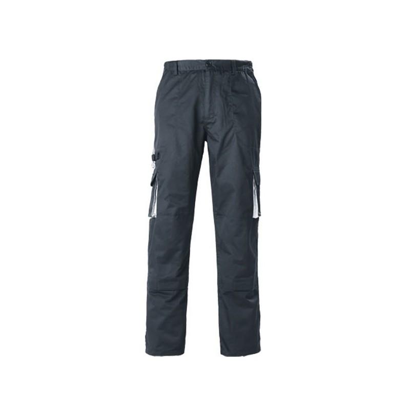 pantalon de travail marine gris 8navpl europrotection. Black Bedroom Furniture Sets. Home Design Ideas