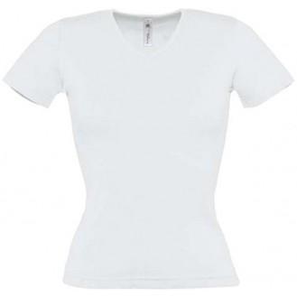 Tee shirt de travail femme blanc