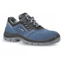 Chaussures de sécurité bleues Boss S1P SRC