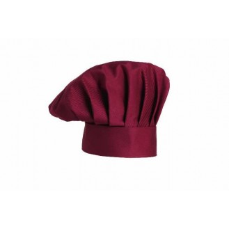 Chef Hat Bordeau Color