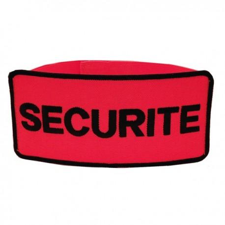 Brassard agent de sécurité