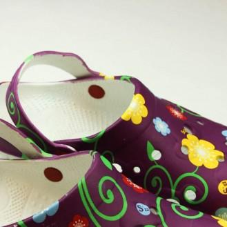 Sabot médical schu'zz globule femme magic bean