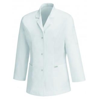 Blouse Médicale Blanche 100% Coton