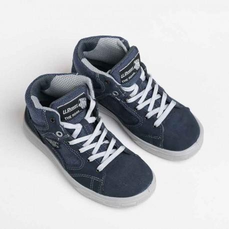Chaussures de Sécurité Basket Montante S1P SRC