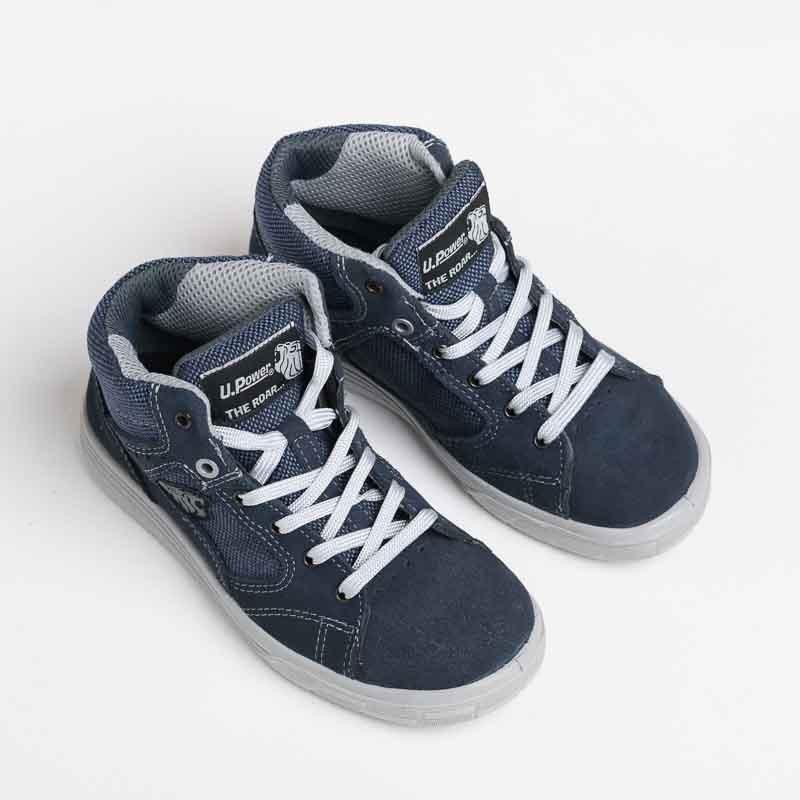 Chaussures de Sécurité Basket Montante