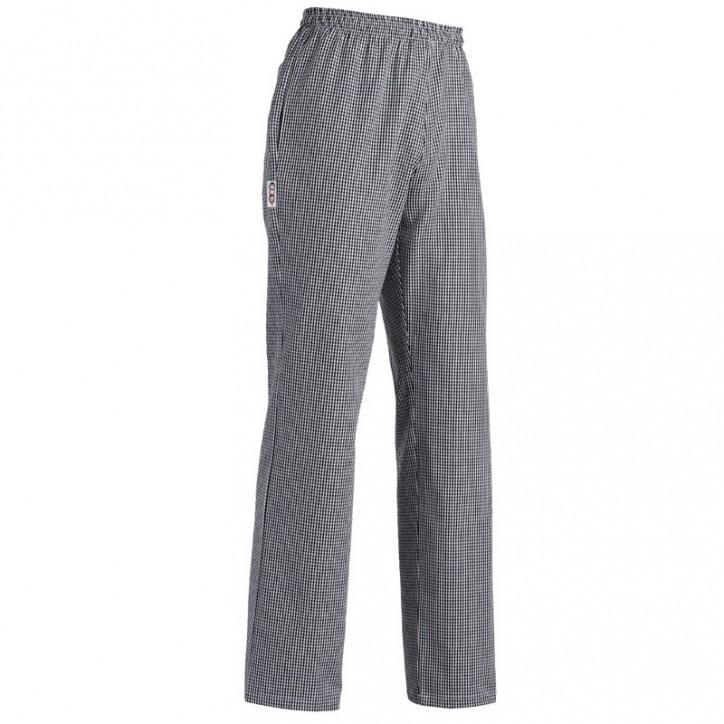 Pantalon de boulanger petits carreaux - EGOCHEF