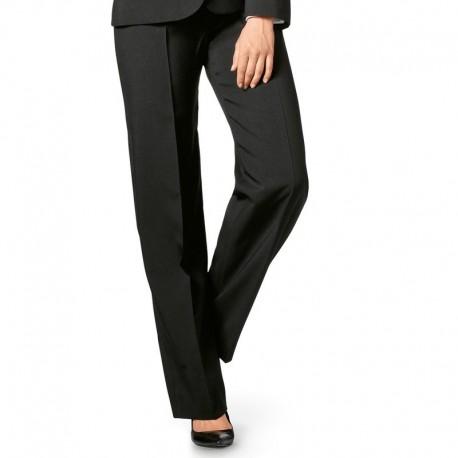 Pantalon de service femme noire - Bragard