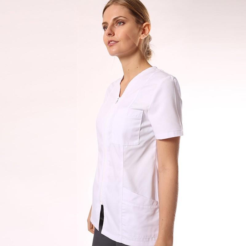 blouse blanche femme. Black Bedroom Furniture Sets. Home Design Ideas