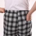 Pantalon de Cuisine Carreaux Noir
