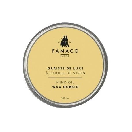 Graisse de luxe à l'huile de vison - Famaco