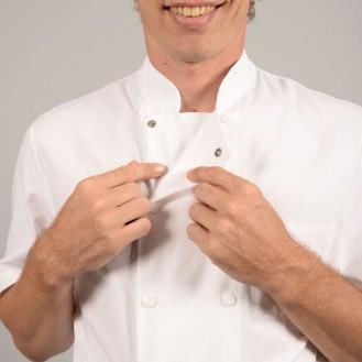 Veste de Cuisine Coton 100% Toile zoom