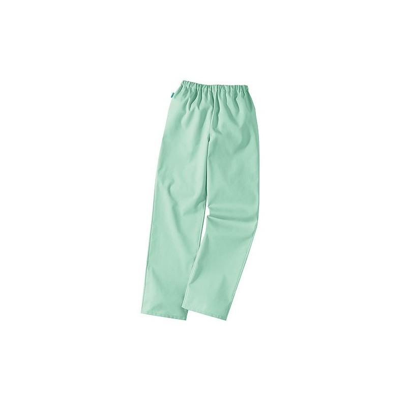 Pantalon médical vert