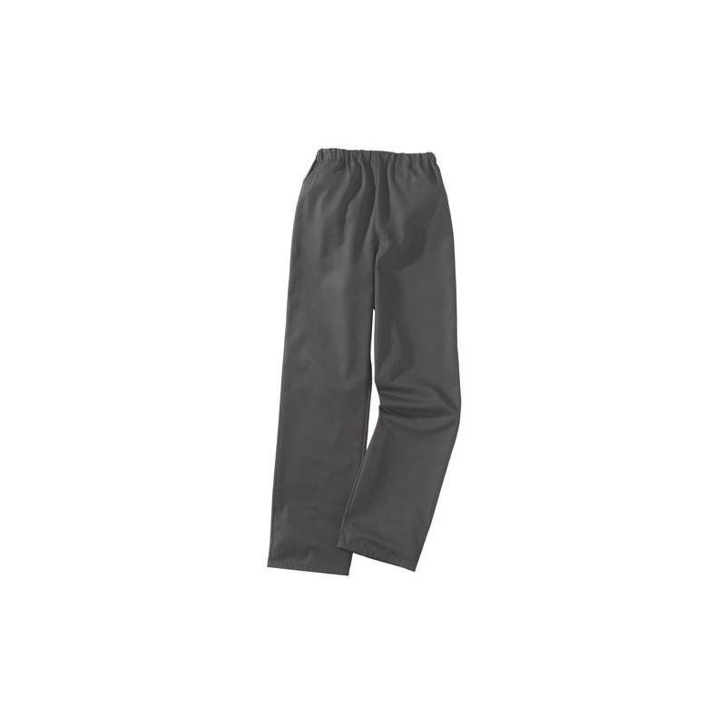 Pantalon médical gris
