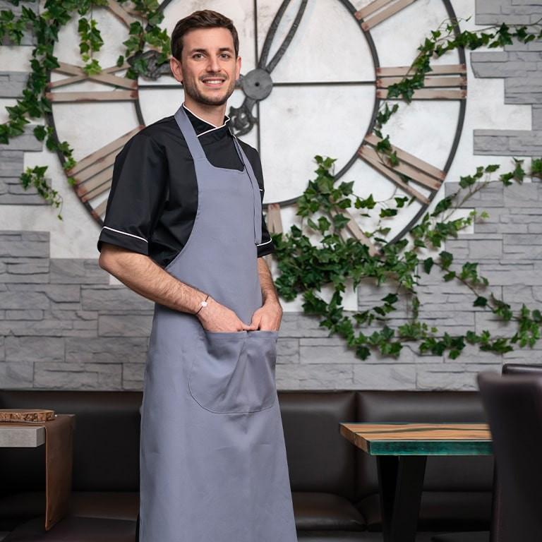 vetement de cuisine et tenue de cuisine restauration - Tenue De Cuisine Homme