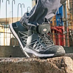 chaussure de securite montante