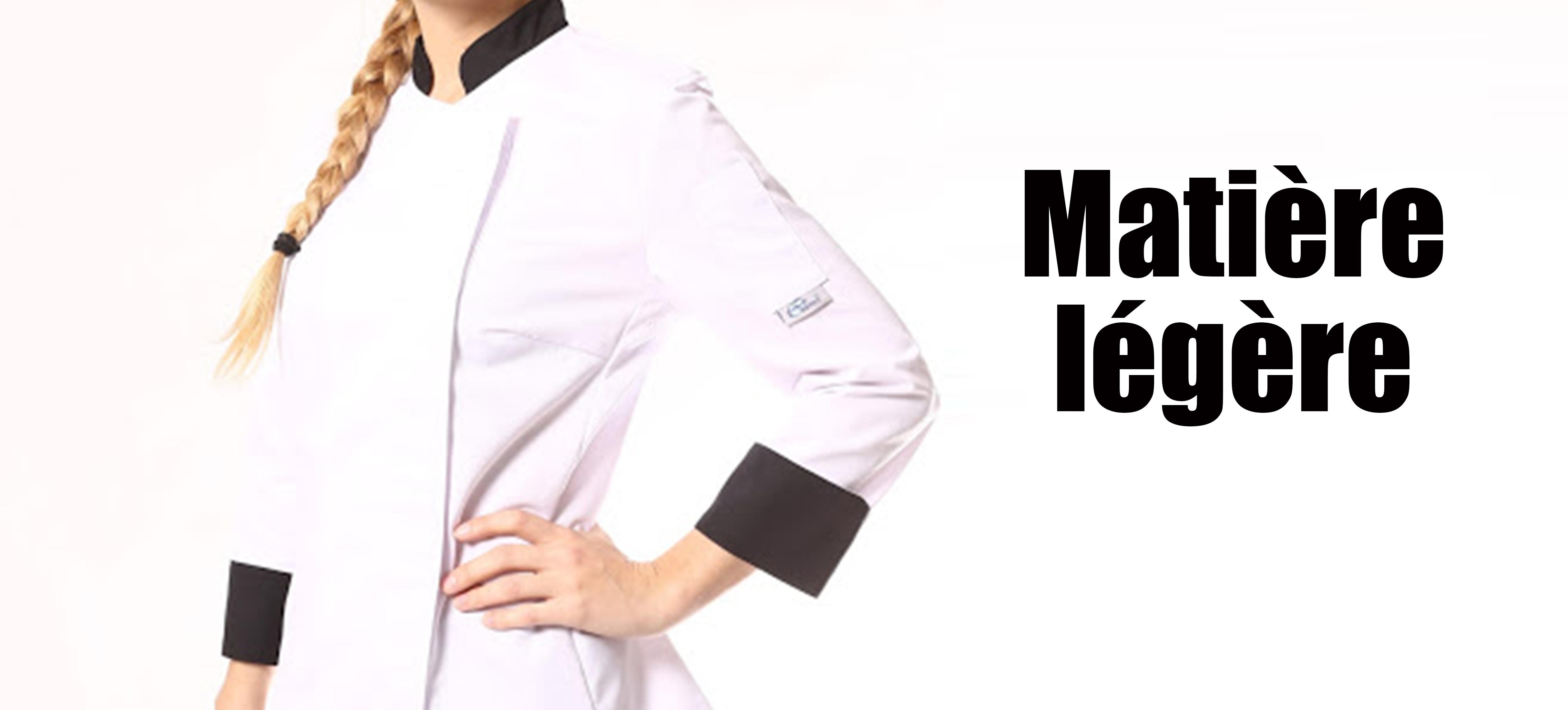 Veste lady cuisine