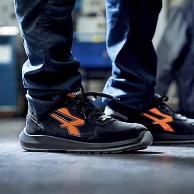 Sélection de chaussures de sécurité U-power pour hommes