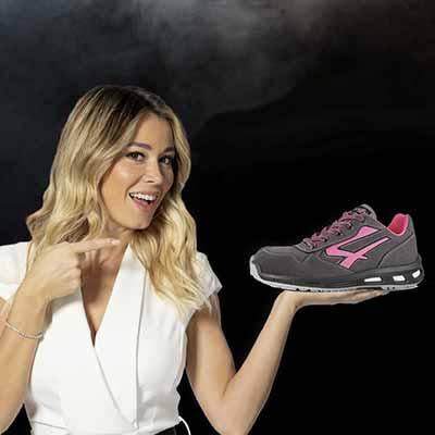 Sélection de chaussures de sécurité U-power pour femmes