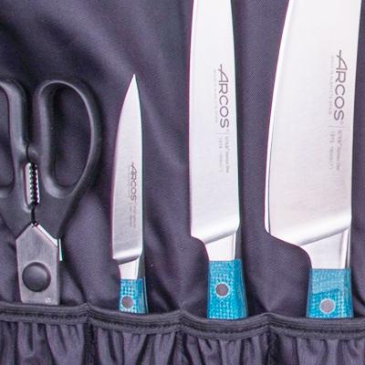Rangez vos couteaux professionnels avec les trousses Arcos