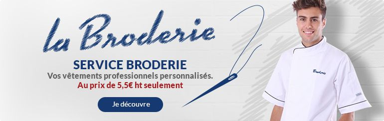 broderie vetement professionnel